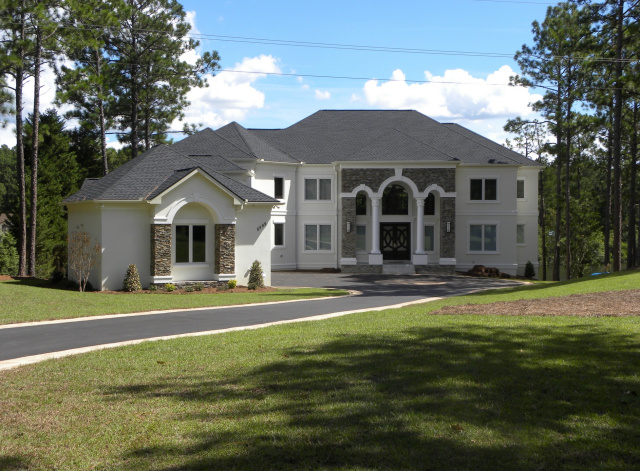 Commercial builder fayetteville nc commercial building for Custom home builders in fayetteville nc